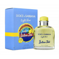 Dolce & Gabbana Light Blue Italian Zest Pour homme 125 ml (Европа)