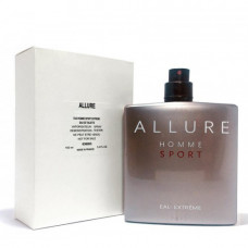 Tester  Allure Sport Eau Extreme 100 ml