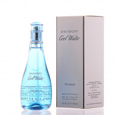 TESTER DAVIDOFF COOL WATER WOMEN, 100 мл