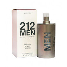 ТЕСТЕР CAROLINA HERRERA 212 MEN, EDT 100ML