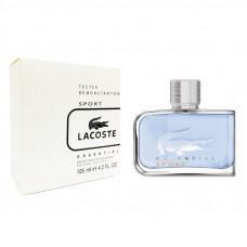 Tester Lacoste Essential Sport for men 125 ml