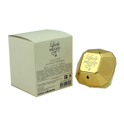 Купить Tester Paco Rabanne Lady Million 80 ml