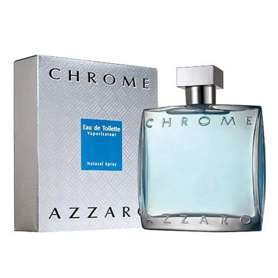 Купить Azzaro Chrome edt 100 ml