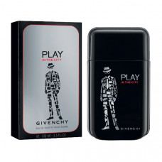 Givenchy Play In The City For Him edt 100 ml