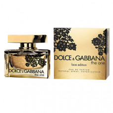 Dolce & Gabbana The One Lace Edition edp 75 ml